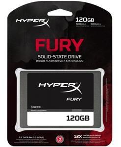 KingSton HyperX FURY 120GB Solid State Drive